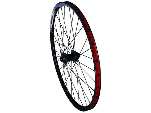 "DMR Pro Disc Axe traversant roue avant 26"", black/black"